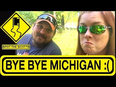 SpotTheScotts: Leaving Michigan & Heading 2 South Dakota! {#362}