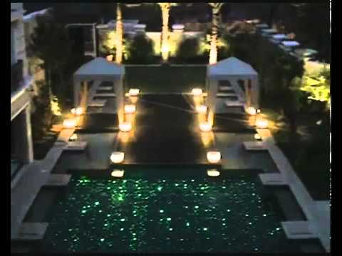 the most expensive swimming pool nexxus fiber optic lighting youtube