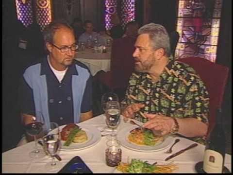 House of Blues Dining Chicago with David Lissner Jim Jablonski