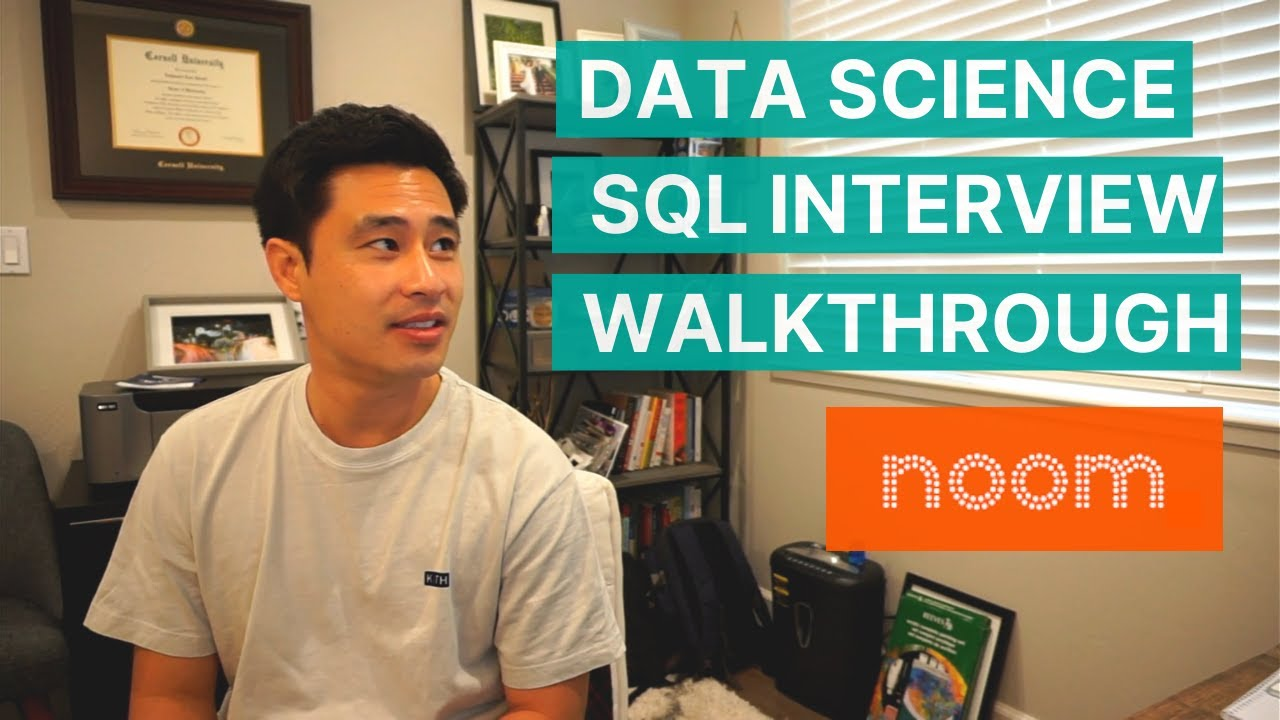 A Walkthrough of Data Science SQL Interview Question from Noom (Date Manipulations)