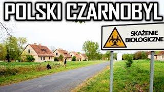 POLSKI CZARNOBYL Opuszczona skażona wieś - Urbex History
