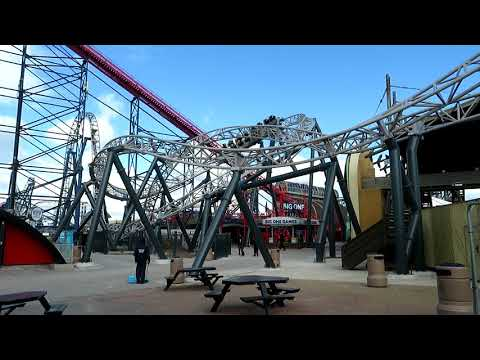 ICON Testing | Blackpool Pleasure Beach | Saturday 17th March 2018