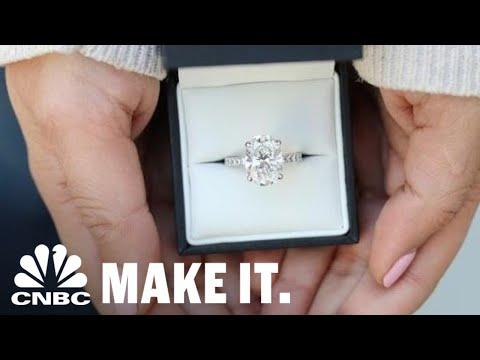 Lab-Grown Diamonds At A 30% Discount