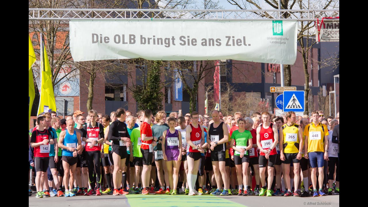 8. OLB-City-Lauf Papenburg - YouTube