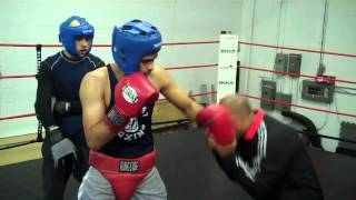 How to defend and counter the Hook:beyond boxing