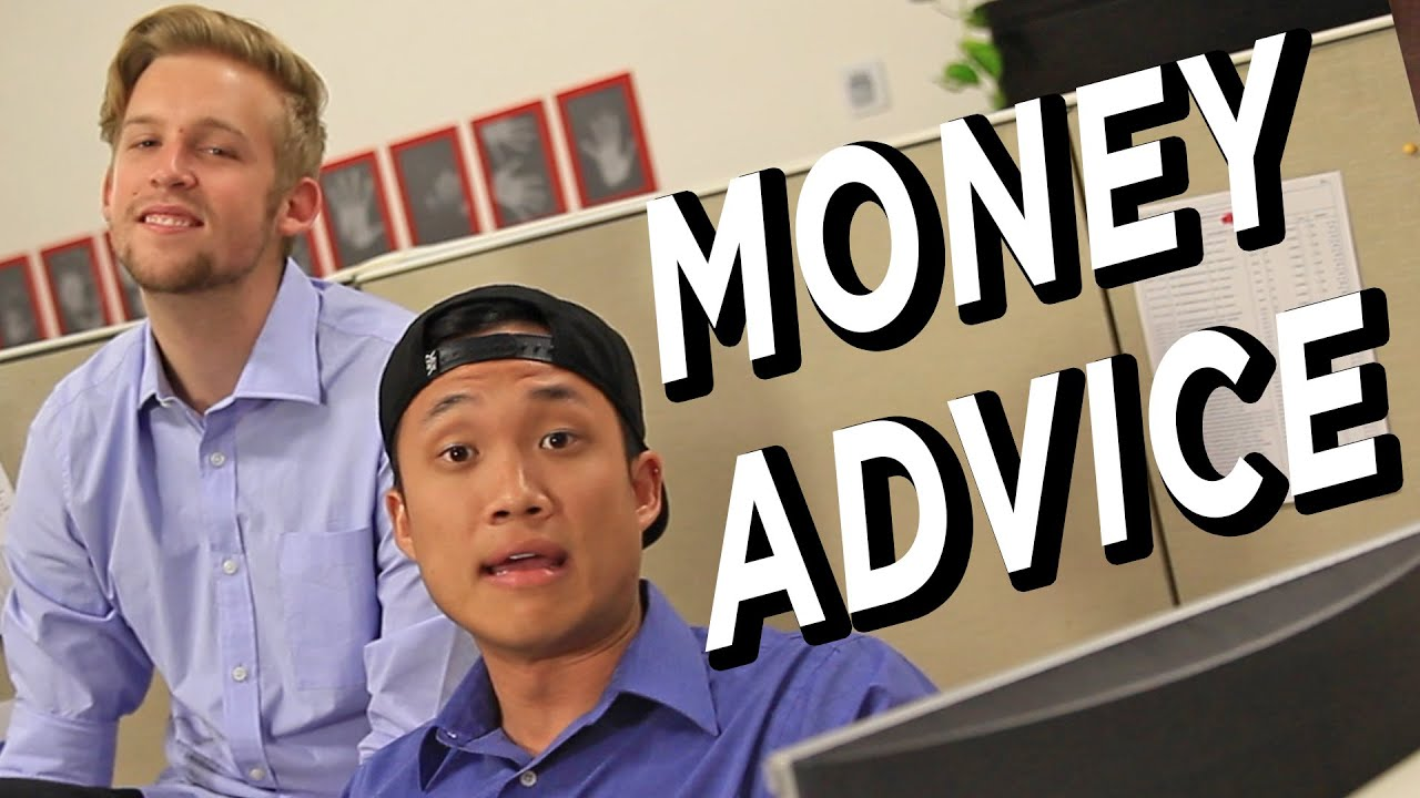 how to give money advice to a friend