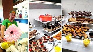 #День 3 - Турция шведский стол | Все включено (Обзор вкусной еды, поход за ракушками)