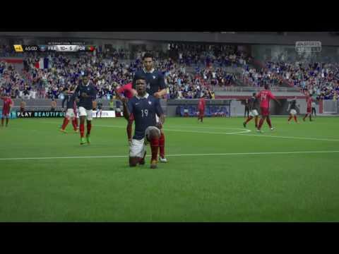 PAUL POGBA BICYCLE KICK GOAL | FIFA 16