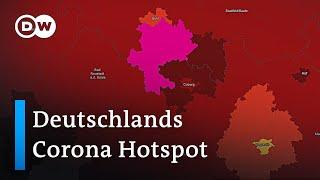 Was ist los in Hildburghausen? Rekordinfektionen im thüringischen Landkreis | Corona Update