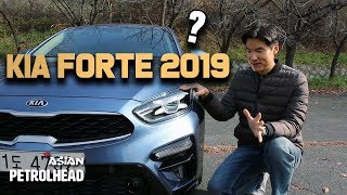 Kia Forte 2019 Review - New sedan from Kia?  Let's compare it to Hyundai Elantra 2019 - Kia Forte