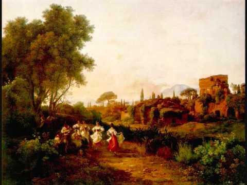 Hummel - Grande Sonata for mandolin and fortepiano, Op. 37a (1/2)