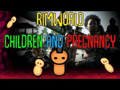 children-and-pregnancy!-rimworld-mod-showcase