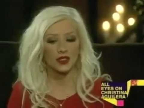 All Eyes On: Christina Aguilera