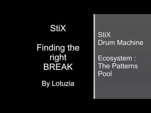 StiX Pattern Pool