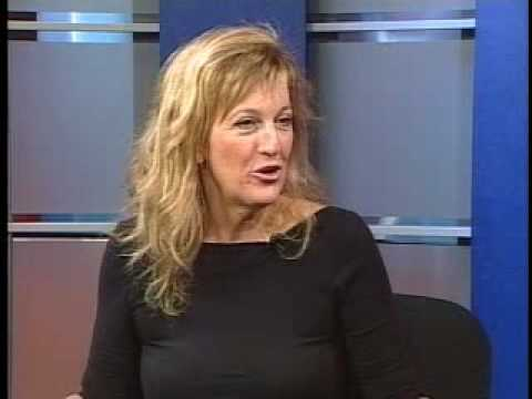 Monica interview CTV Edmonton Noon News - Outsmarting Stress