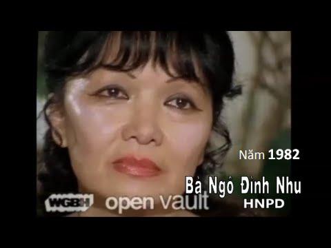 Bà Ngô Đình Nhu  năm 1982 (phụ đề Việt Ngữ by con dân PhuCam)