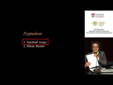 Conference: The Treasure of Human Experiences - Pedro Memelsdorff