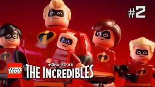 Twitch Livestream | Lego Incredibles Part 2 (FINAL) [Xbox One]