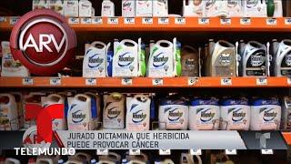 Alarma por herbicida que podría causar cáncer | Al Rojo Vivo | Telemundo