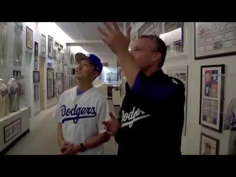 BPM - DODGER HISTORY - VIP Tour of Dodger Stadium's Underworld