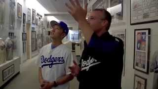 BPM - DODGER HISTORY - VIP Tour of Dodger Stadium