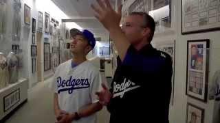 BPM - DODGER HISTORY - VIP Tour of Dodger Stadium