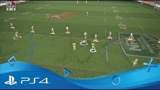 Rugby League Live 4 - Official Gameplay Trailer   PS4