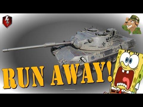 The Lost Art of Running Away   World of Tanks Blitz [2019] thumbnail