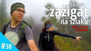 Góry Izerskie, 2,5 dniowy szlak Stóg Izerski - Jizerka - Orle - Chatka Górzystów - Świeradów Zdrój.