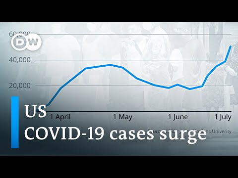 US 4th of July celebrations: A disaster in the making? | Coronavirus Update