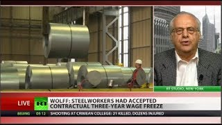 Steel Workers to Get Wage Increase Amid Tariff Row