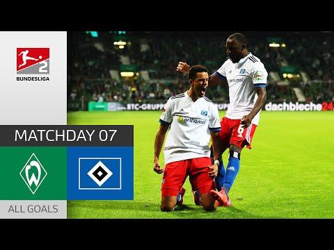 Werder Bremen Hamburger Goals And Highlights