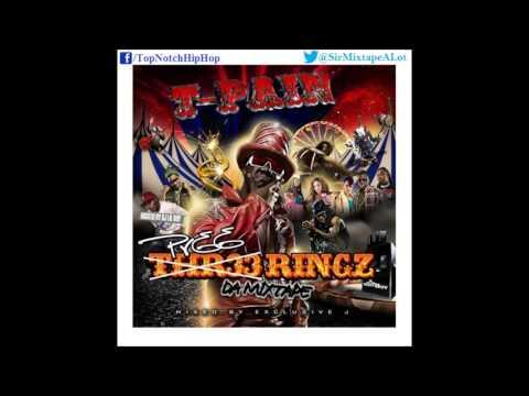 T-Pain - Like I Outta (Ft. E-40, Young Jeezy, Rick Ross & Lil Wayne) [Pree Ringz]