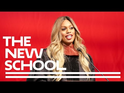 Laverne Cox | Commencement Speaker 2016 | The New School