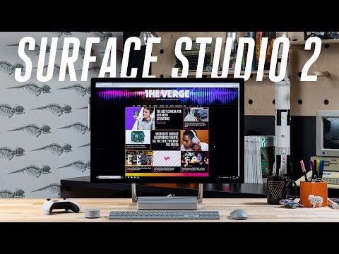 Microsoft Surface Studio 2 review: better performance, same good looks