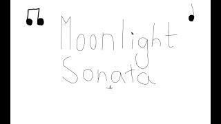 Moonlight Sonata - Beethoven | Line Rider