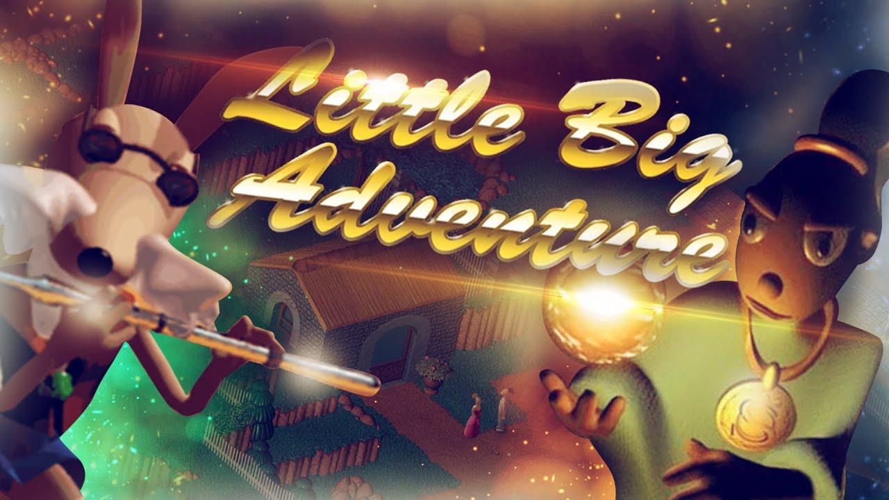 Download Little Big Adventure - Rétro Découverte