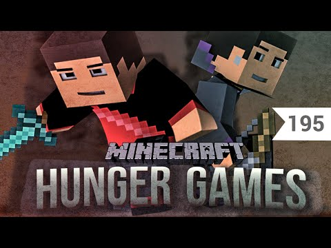 HOW DID I JUST DO THAT!! (Minecraft: Hunger Games - Game 195)