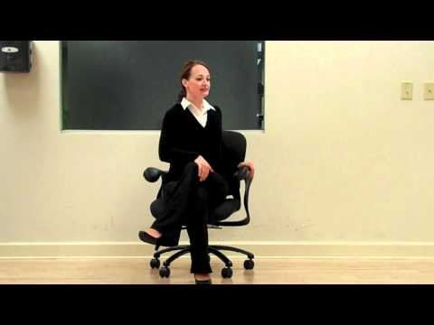 Desk Stretch 3 min