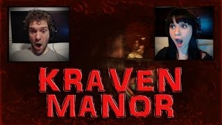 Kraven Manor demo -- TONS of potential here!