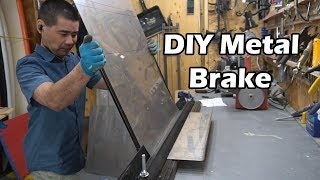 How to Make a Metal Brake for Sheet Metal