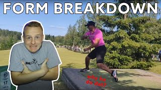 Paul McBeth Form Breakdown! What you SHOULDN'T copy!