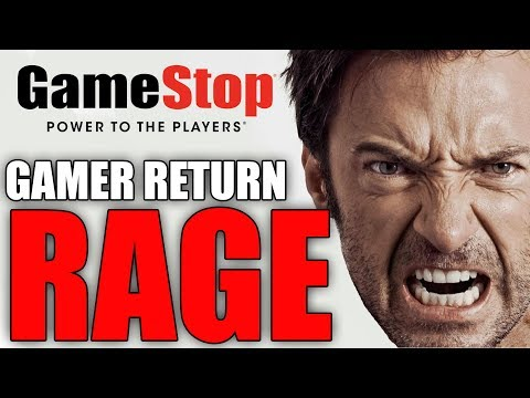Angry Customer Destroys Gamestop Because He Couldn't Return Fallout 76 (Footage)