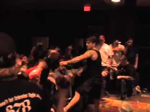 Cro Mags - World Peace live @ First Unitarian Church, Philly, PA