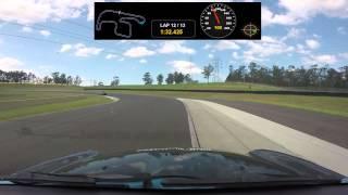 Sydney Motorsport Park - Fastest Lap in my MINI Cooper S
