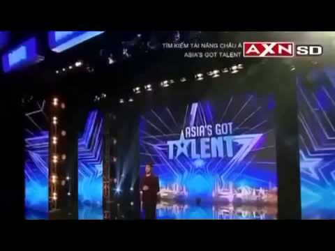 TOSHANBOR FROM INDIA on Asia s Got Talent