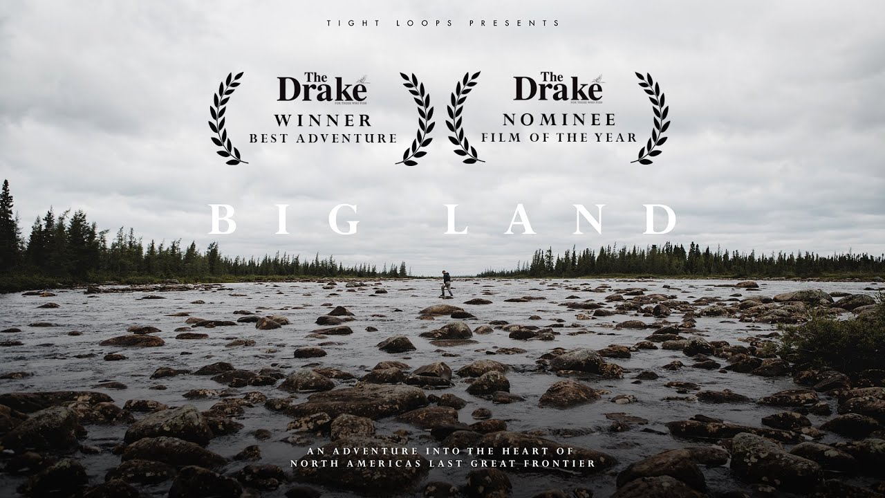 "AWARD WINNING WILDERNESS EXPEDITION FILM | ""BIG LAND"" 