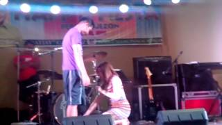 Repeat youtube video Maui Taylor sa Fiesta ng Perez, Quezon