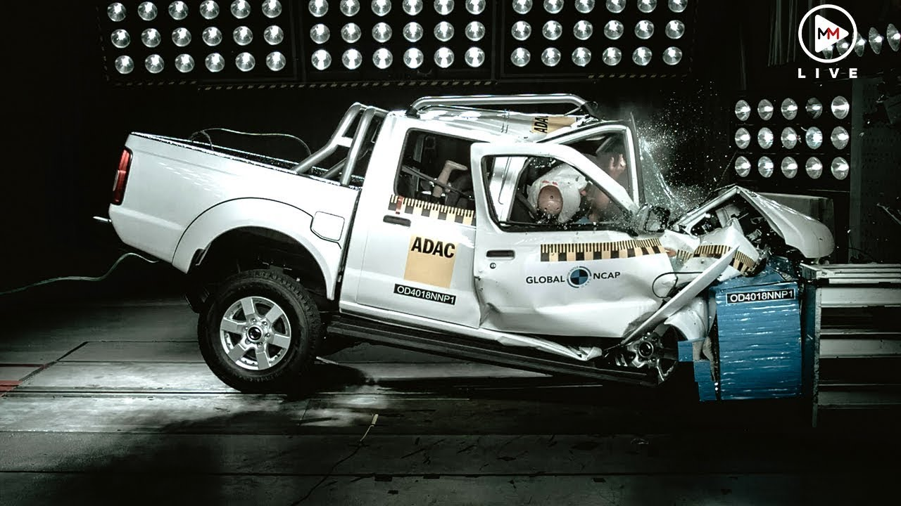 Is Your Car Safe Crash Test Dummies Put 2018 Sa Cars To The Test