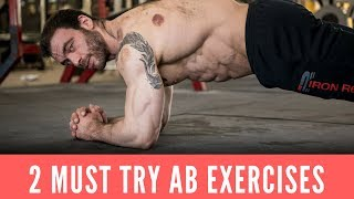 The (2) BEST Ab Exercises for Aesthetics & Strength (BEN POLLACK) | MIND PUMP